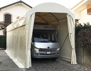 Coperture per caravan e camper